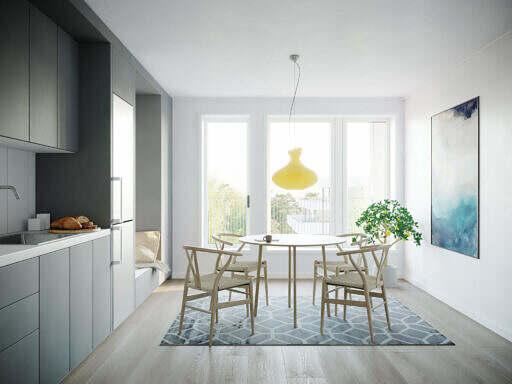 Ledig lägenhet