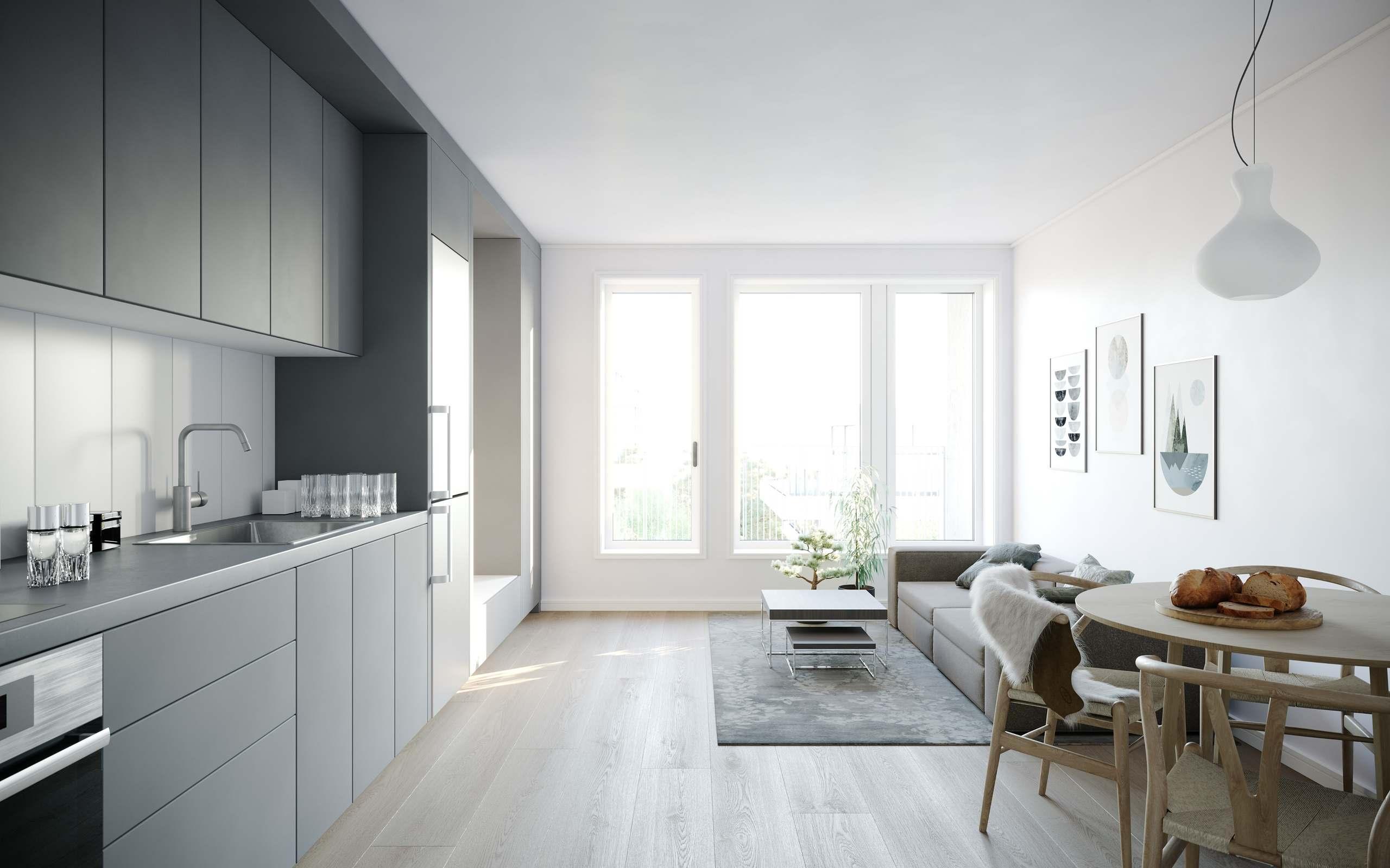 Lediga lägenheter i Norrköping