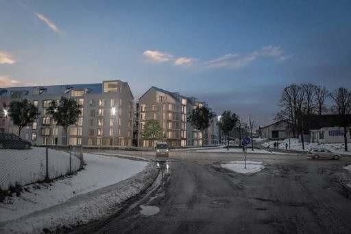 Lediga lägenheter i Enköping